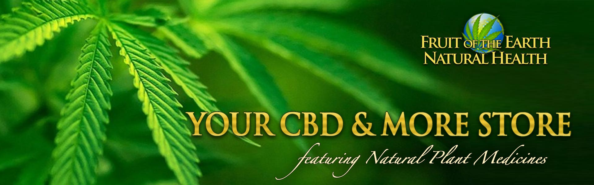 CBD and More Store